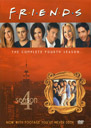 Друзья: Сезон 4 \ Friends: Season 4 (8 DVD)