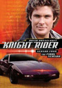 Рыцарь дорог: Сезон 4 \ Knight Rider: Season 4 (6 Blu-Ray)