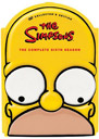 Симпсоны: Сезон 6 \ The Simpsons: Season 6